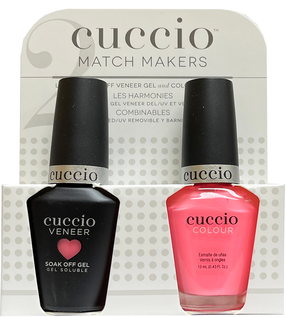 CUCCIO Gel Color MatchMakers Once in a Lifetime - 0.43oz / 13 mL