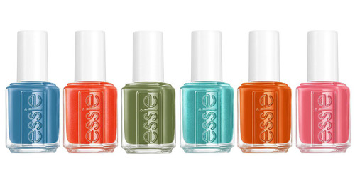 Essie Nail Polish Summer 2021 Ferris Of Them All Collection - Open Stock