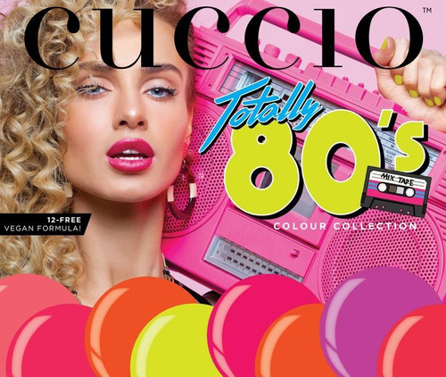 CUCCIO Gel Color MatchMakers Totally 80's Mixtape Neon Collection - Open Stock