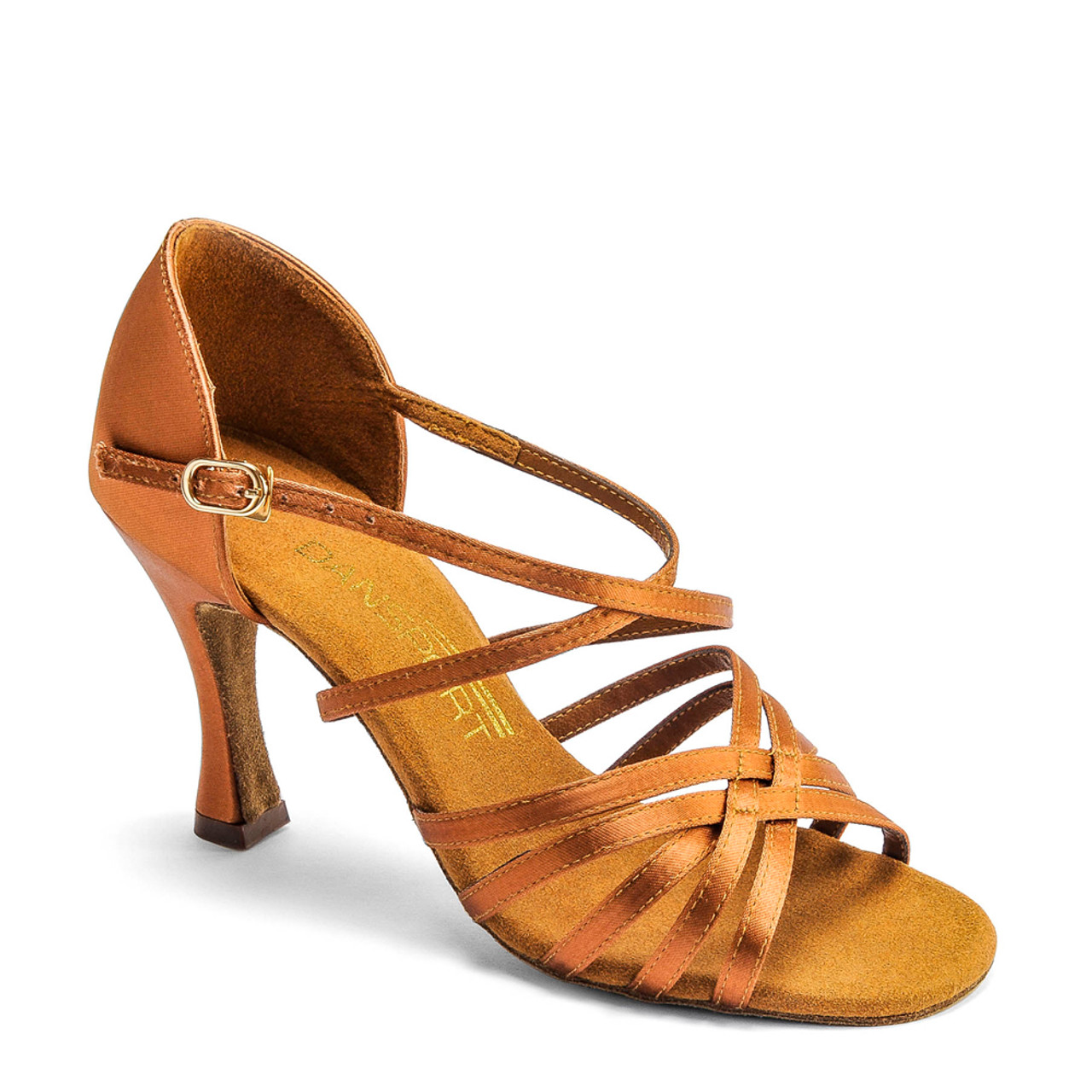 Details about  /Cindini Ladies Latin Salsa Tango Show Wedding Dance Shoe L32735 Flesh 85mm