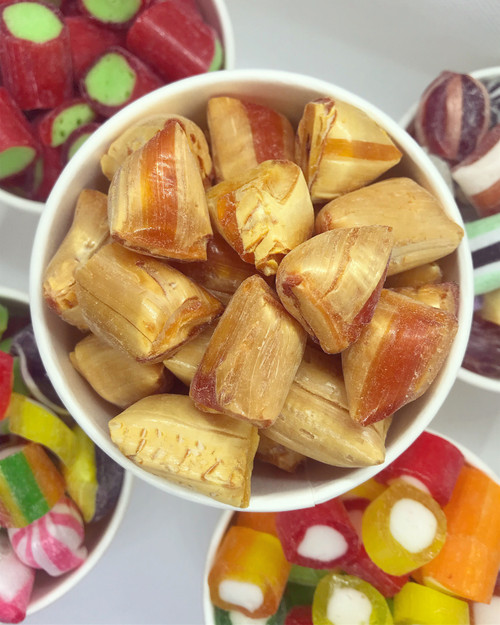 Sugar Free Handmade Hard-Boiled Mint Humbugs