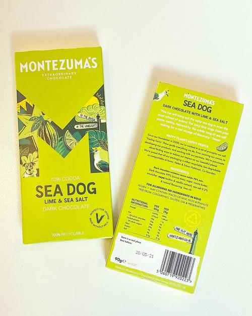 Sea Salt & Lime Chocolate