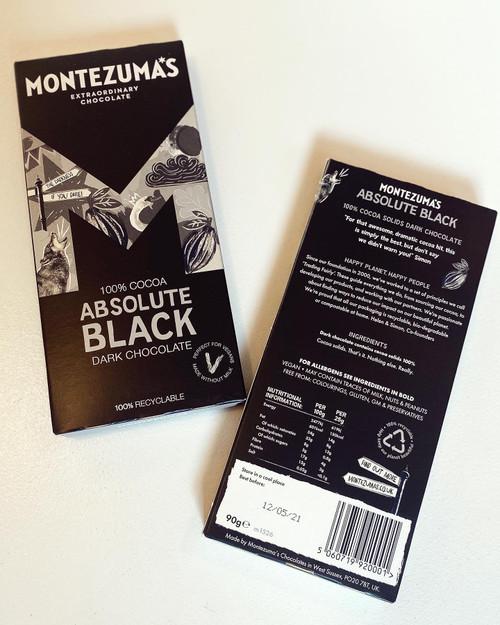 100% Dark Cacao