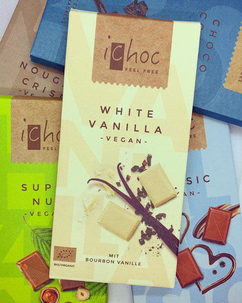 White Vanilla iChoc Bar