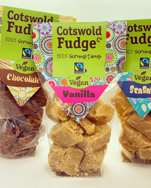 Cotswold Fudge Vegan Vanilla