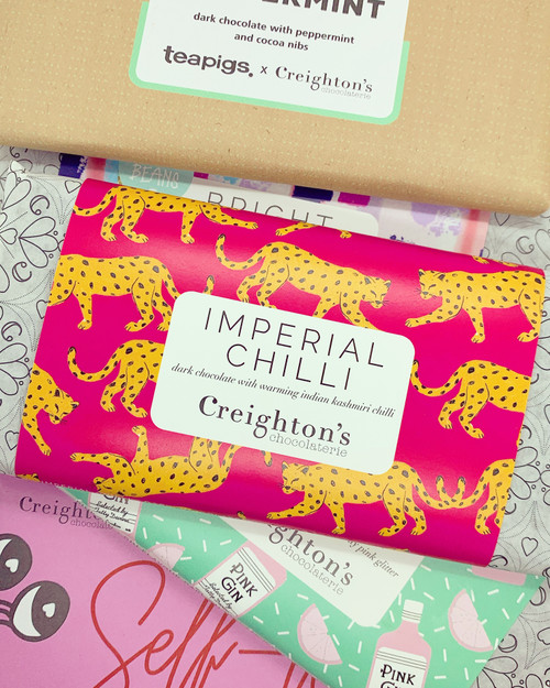 Creighton's Imperial Chilli Chocolate Bar