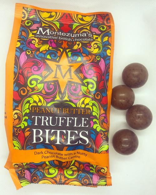 Montezumas Peanut Butter Truffles