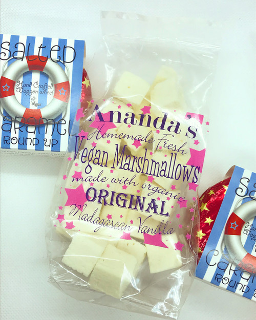 Anandas Vanilla Marshmallows