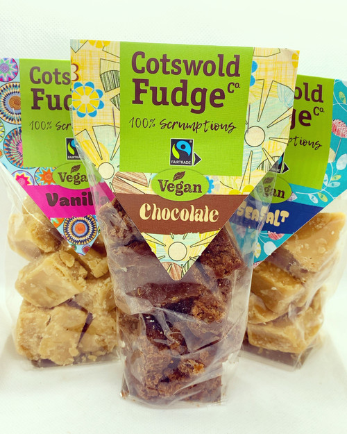 Vegan Chocolate Fudge Cotswold Fudge