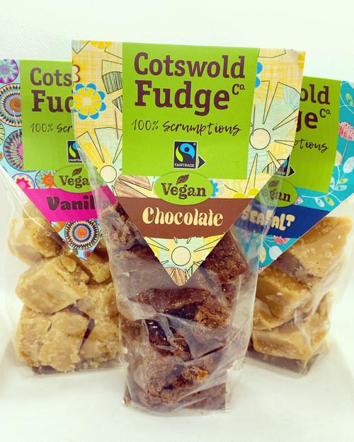 Vegan Chocolate Fudge Cotswold Fudge