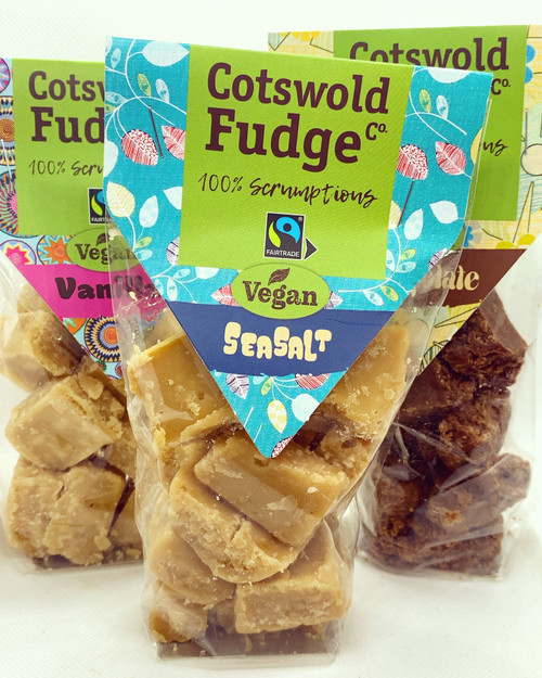 Sea Salt Cotswold Fudge