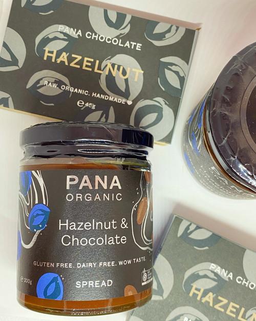 hazelnut and chocolate spread nutella vegan dairy free organic soya free gluten free