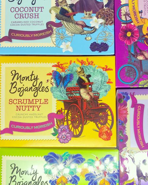 Monty Bojangles Scrumple Nutty