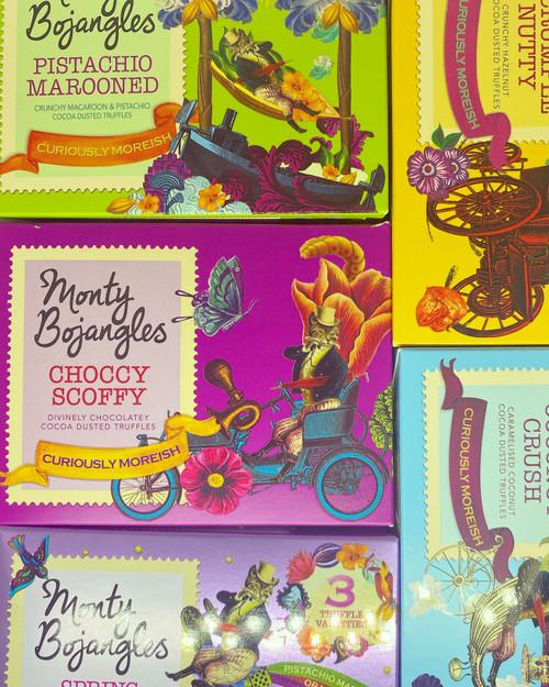 Monty Bojangles Choccy Scoffy