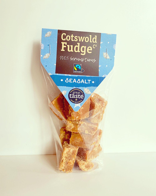 Cotswold Fudge Sea Salt