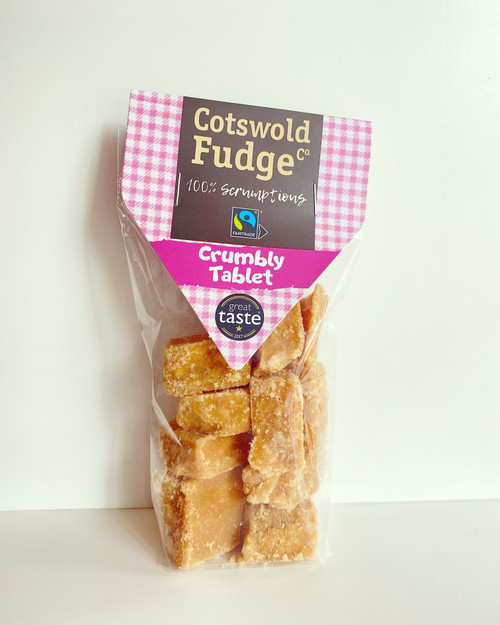 Cotswold Fudge Crumbly Tablet