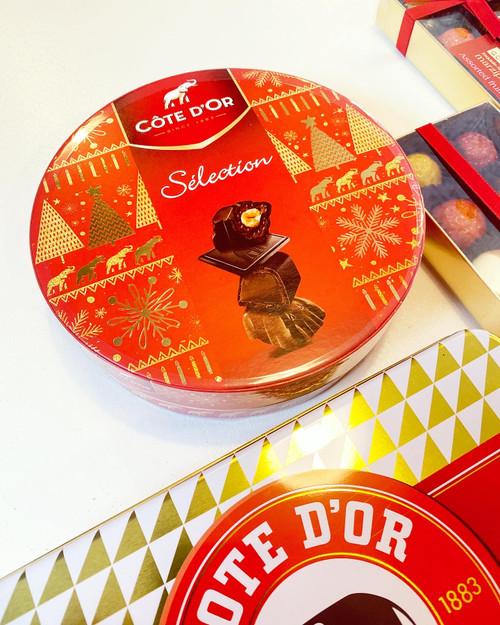 Cote D'or Christmas Selection Box