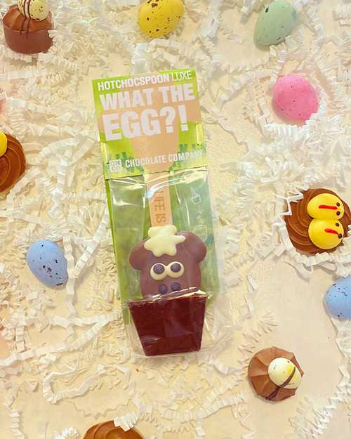 Easter Hot Choc Spoon
