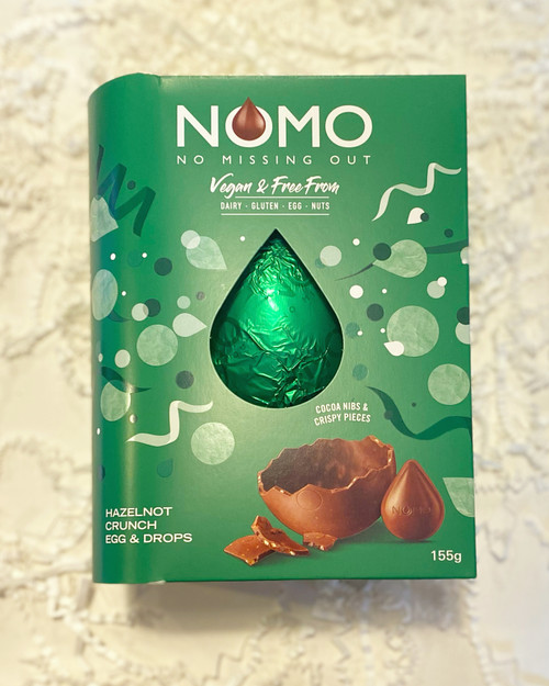 NOMO Hazelnut Milk Egg
