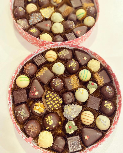 Fill Your Own Large Chocolate Box