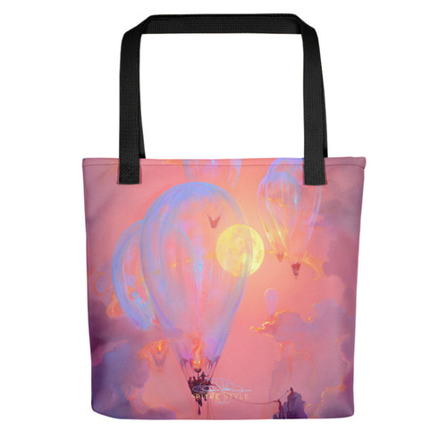 Drifters Pitre Style Fine Art Tote Bag