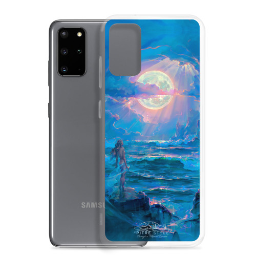 Through a Moonlit Dream Pitre Style Fine Art Samsung Case