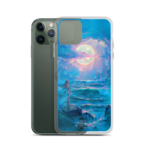 Through a Moonlit Dream Pitre Style iPhone Case