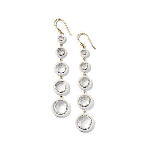 Carnevale Lollitini 5-Drop Earrings in 18K Gold GE2253CQOW2