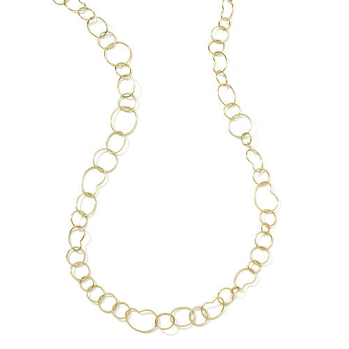 Favorite Chain Necklace in 18K Gold GN092
