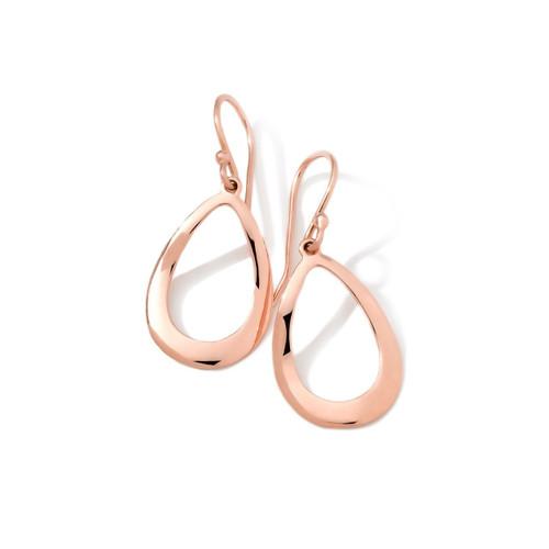 Teardrop Earrings in 18K Rose Gold RGE1158