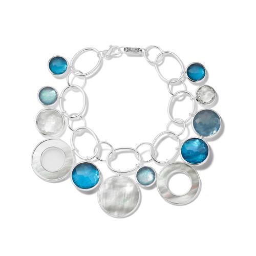 Chain Link Bracelet in Sterling Silver SB1541DELFT