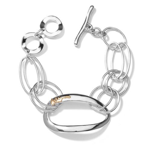 Scultura Bracelet in Sterling Silver SB710