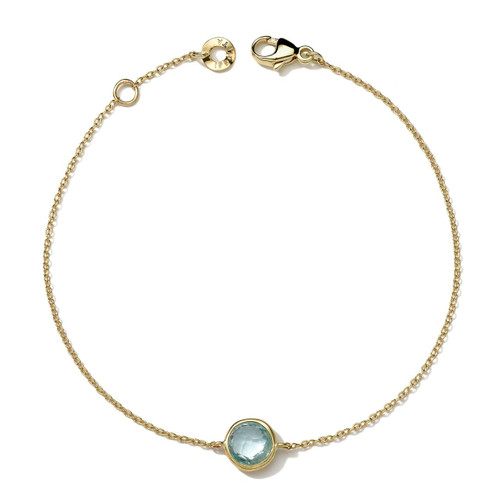 Mini Bracelet in 18K Gold GB608BT-PA