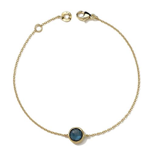 Mini Bracelet in 18K Gold GB608LBT