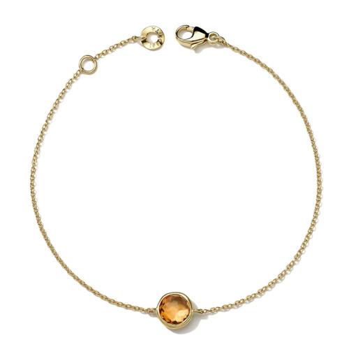 Mini Bracelet in 18K Gold GB608OC