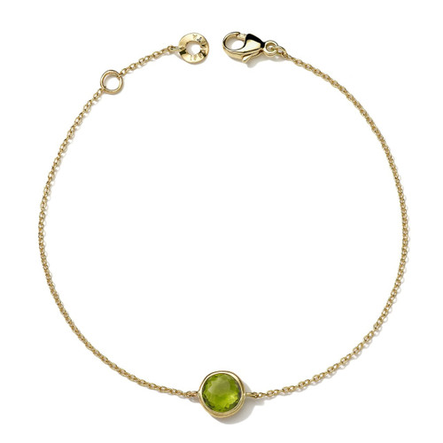 Mini Bracelet in 18K Gold GB608PD