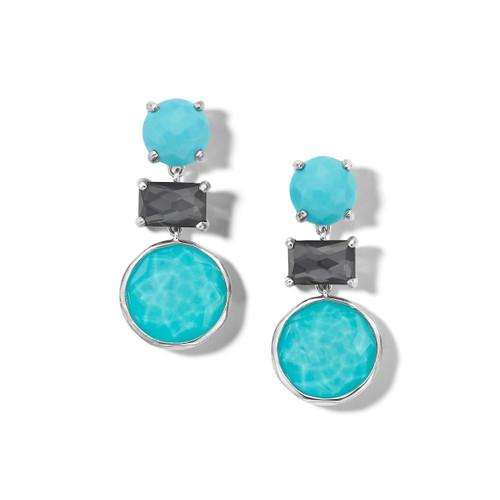 Drop Earrings in Sterling Silver SE1837MARITIME