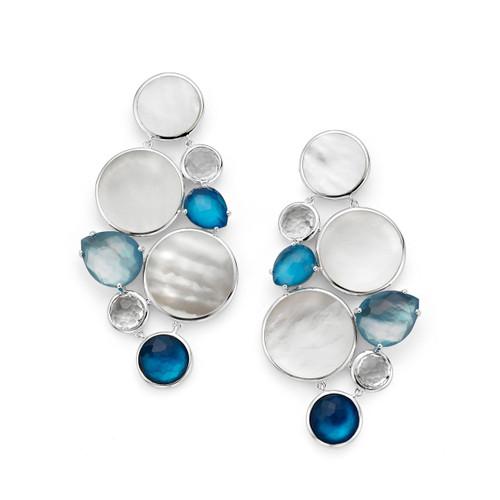Chandelier Earrings in Sterling Silver SE2273DELFT