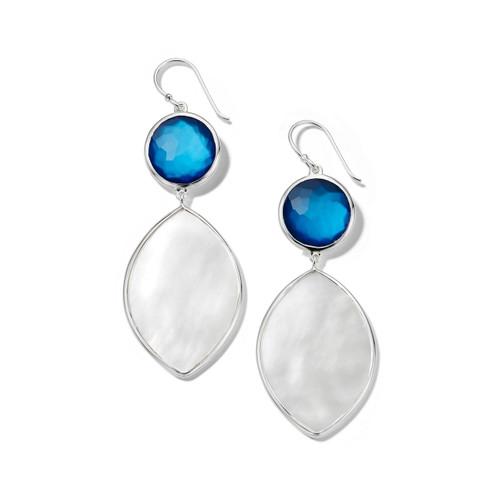 Drop Earring in Sterling Silver SE2316DFADRIAMOP