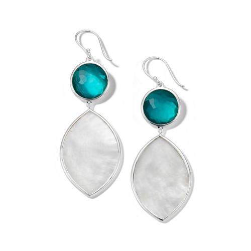 Drop Earring in Sterling Silver SE2316DFRIVERMOP