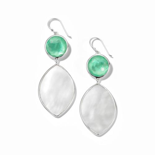 Drop Earring in Sterling Silver SE2316DFSWEETMOP