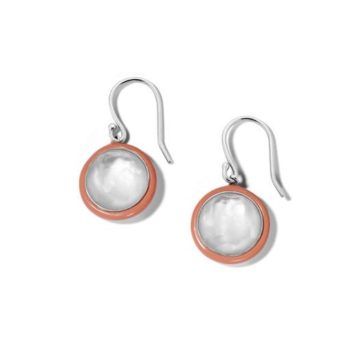 Carnevale Drop Earrings in Sterling Silver SE2360DFMOPCP