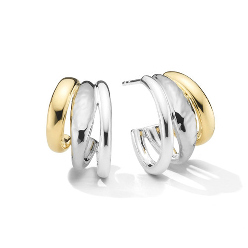 Multi Hoop Earrings in Chimera SGE2325