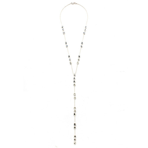 Y-Necklace in Sterling Silver SN1466