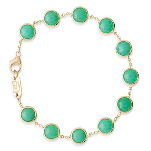 Stone Bracelet in 18K Gold GB939CHP