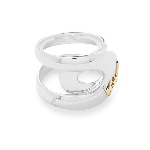 Wrap Ring in Sterling Silver SR879