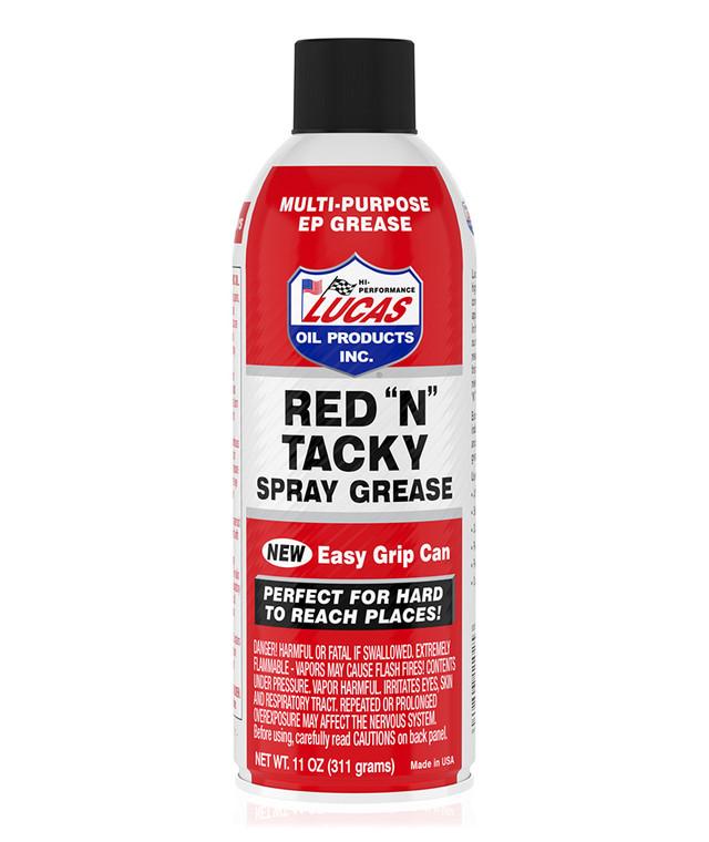 RED N TACKY GREASE 12OZ SPRAY
