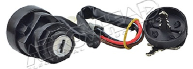 ignition switch banshee 4 cable old