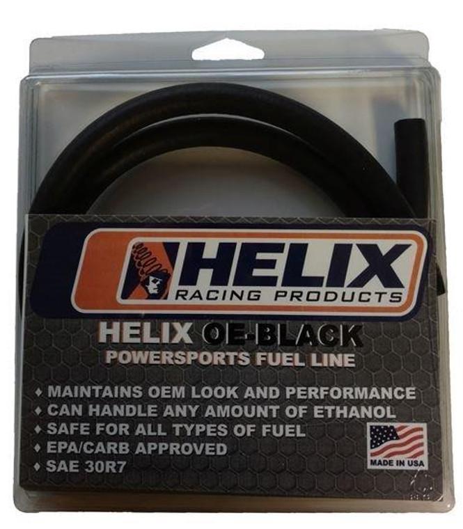 "1/4"" HELIX OE BLACK 3FT"