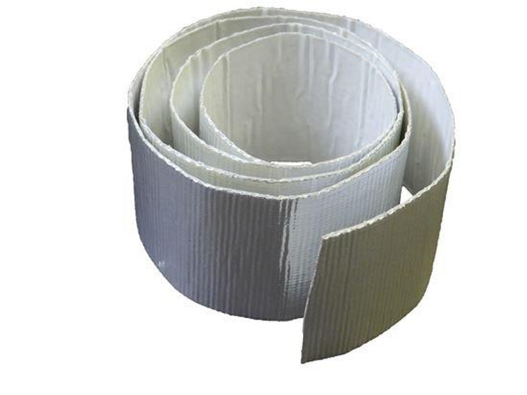 """2"""" X 3 FT. HEAT SHIELD WITH ADHESIVE"""